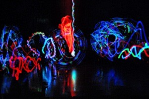 Un spectacle haut en couleurs des Fun's en Bulles - Photo Carlo Ruggeri